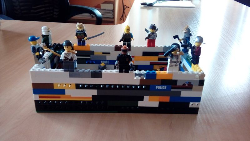 Twórcze Budowanie Z Klocków Lego